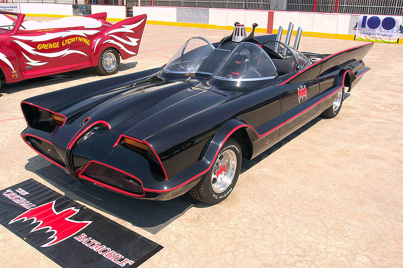 batmobile series