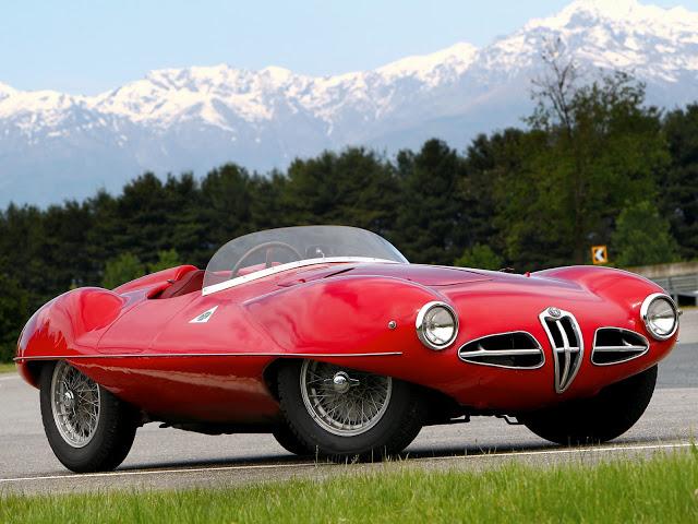 Alfa Romeo Disco Volante (1952)