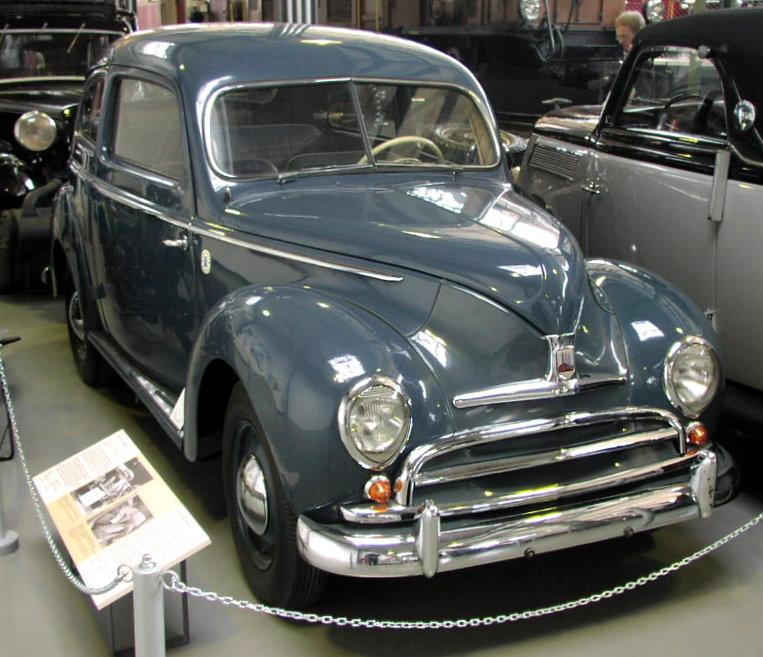 Ford Taunus 1939