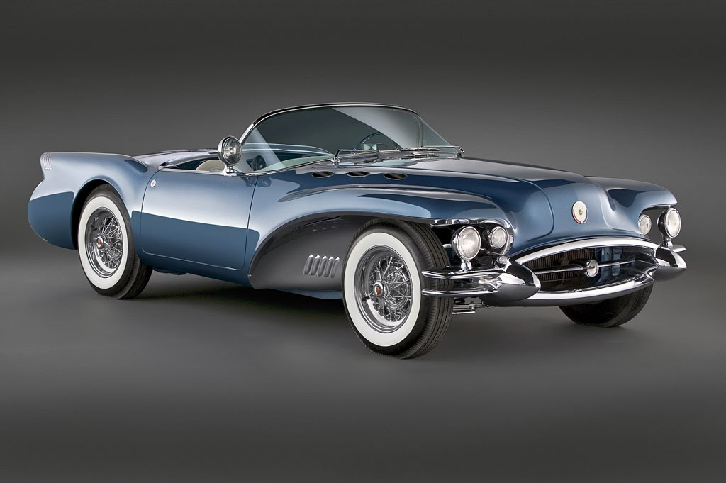 Buick Wildcat 2 Concept Car