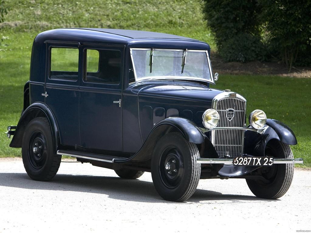Peugeot 201 (1929)