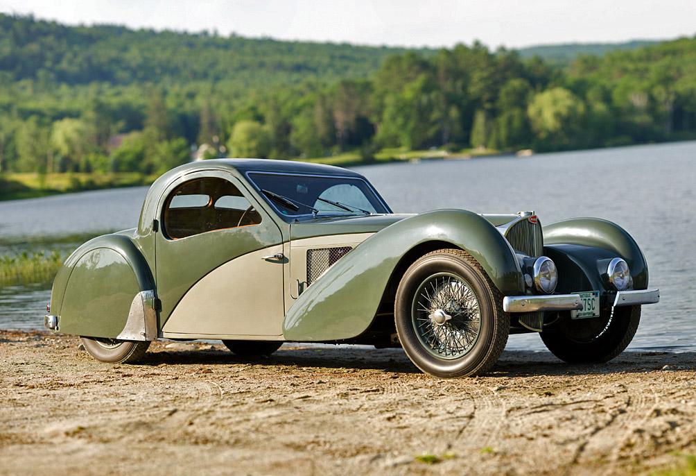 Bugatti Tipo 57sc Atlante (1937)