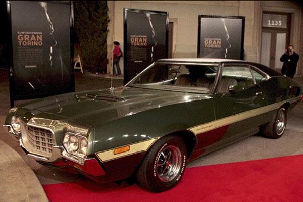 Ford Gran Torino del 76