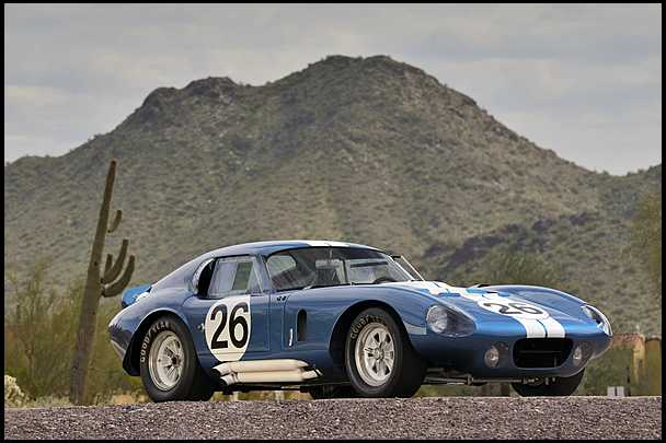 Shelby Daytona Cobra Coupé 1965
