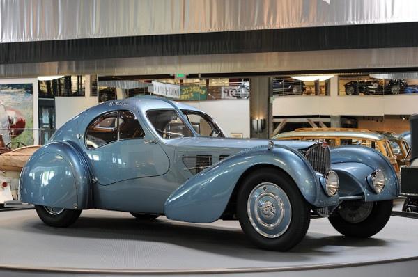 Bugatti Type 57SC Atlántico (1936)