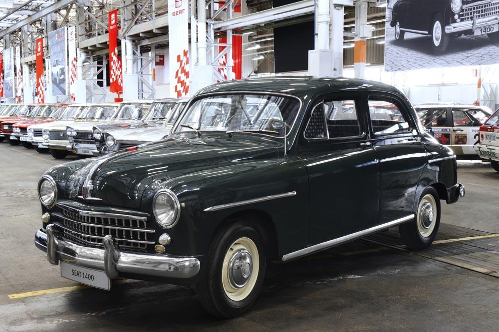 Convierte tu coche en coche histórico