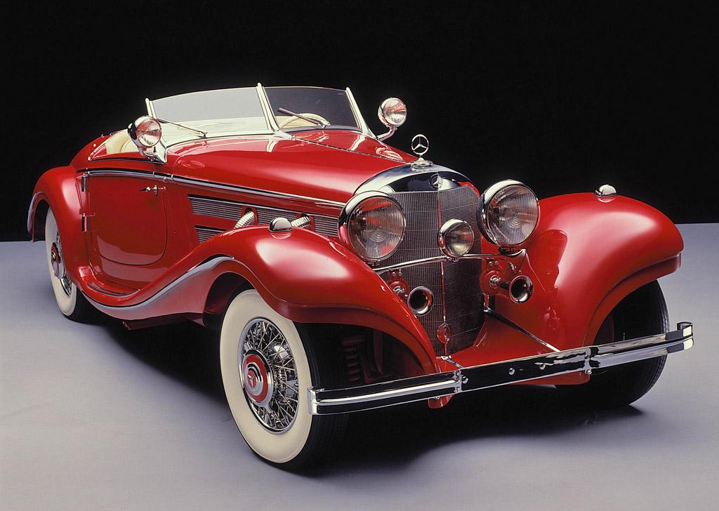 Mercedes-Benz 540K Special Roadster (1937)
