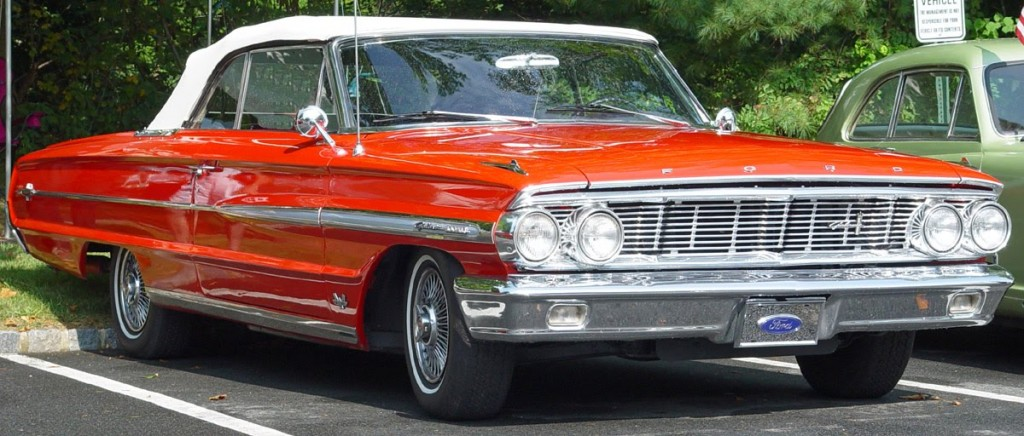 Ford Galaxie 500 XL (1962, USA)