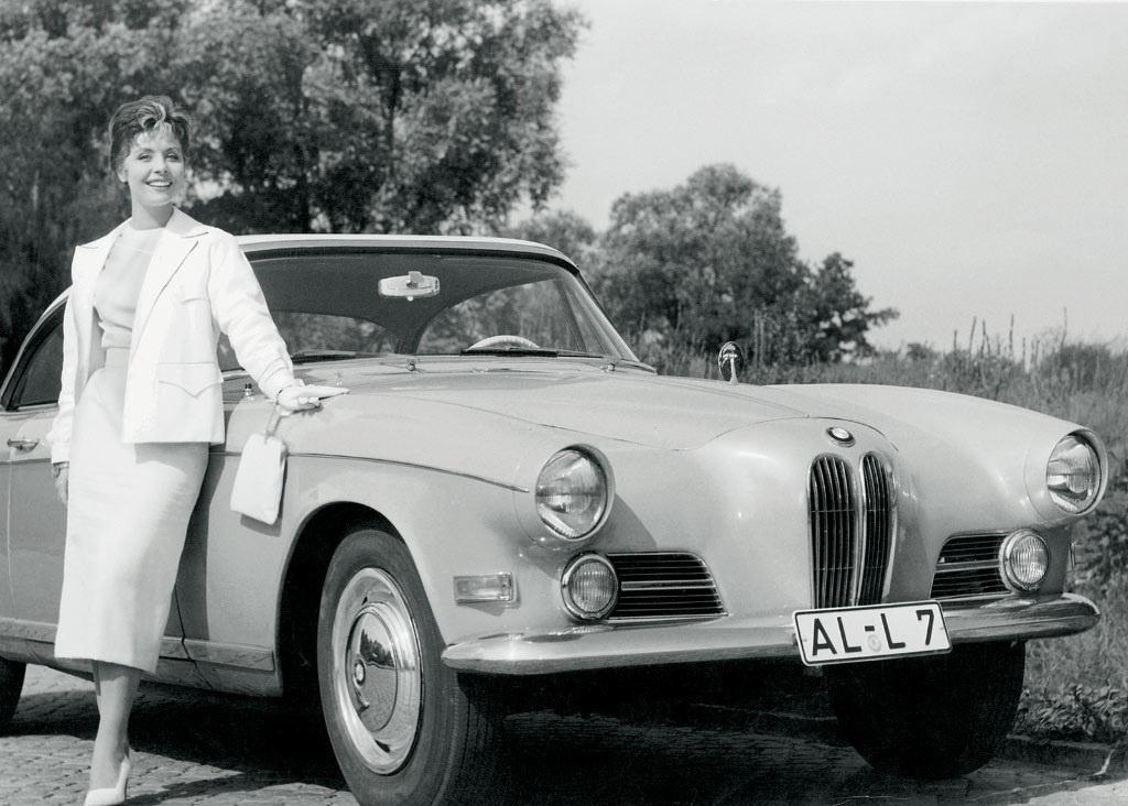 BMW 503 (1955, Alemania)