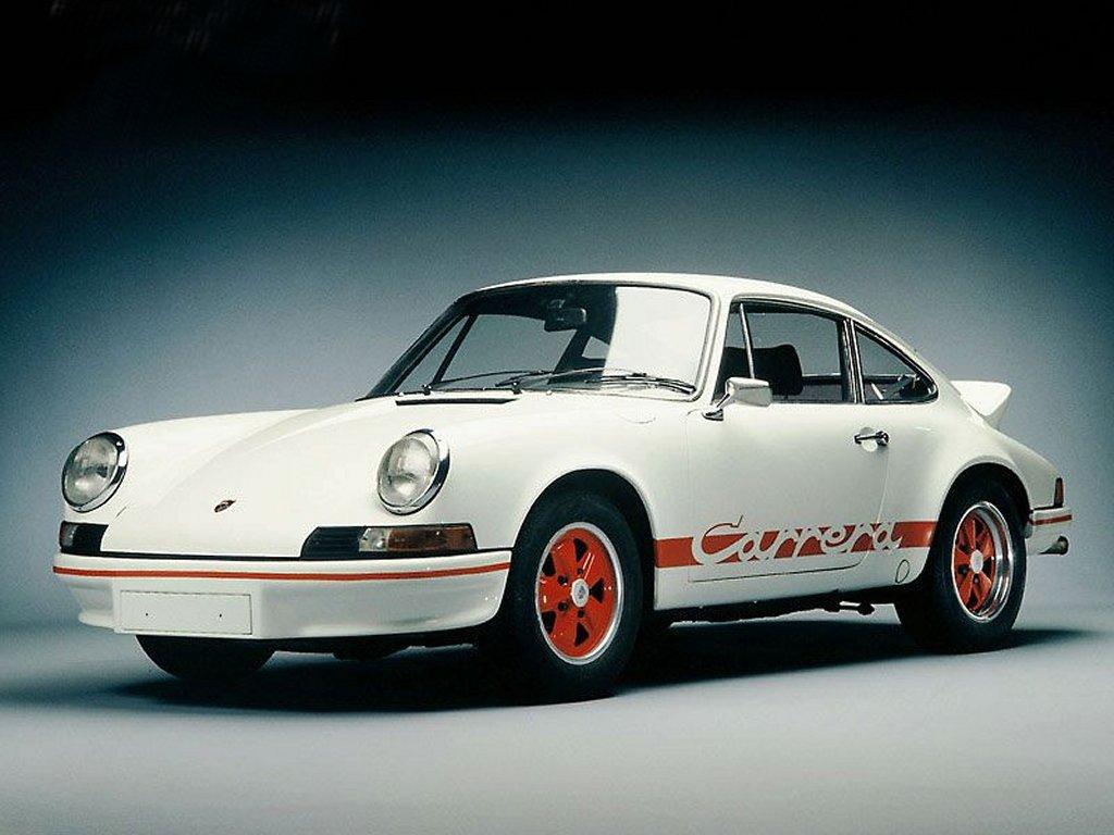 Porsche Carrera RS (1973)