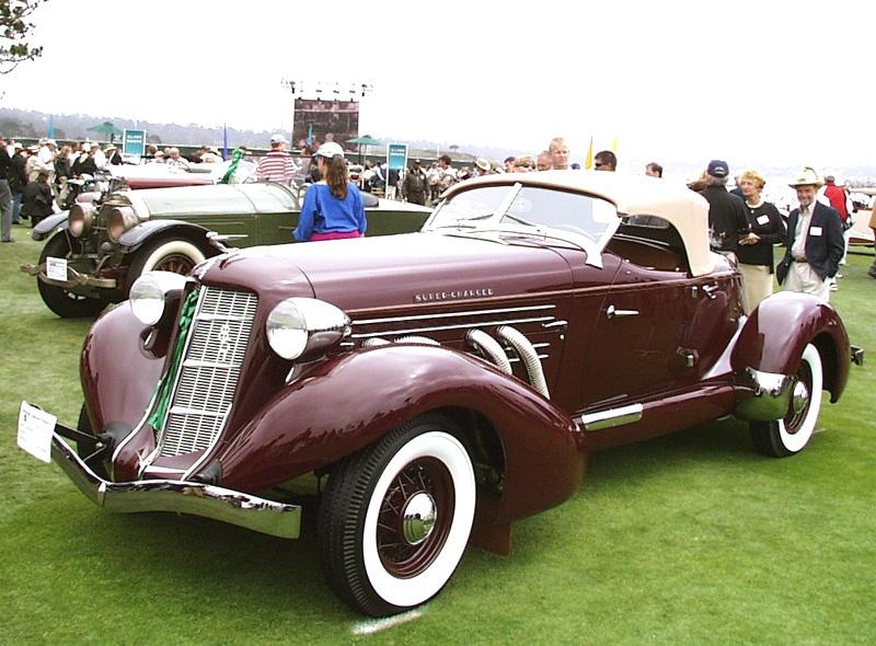 Auburn 851 (1934)