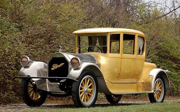Pierce-Arrow 48 Coupé (1920)