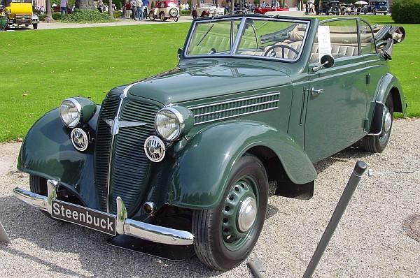 Adler 2 1 Trumpf (1932)