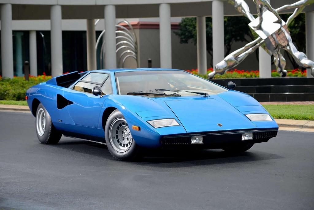 Lamborghini Countach LP400 Periscopia vendido por 900.000€