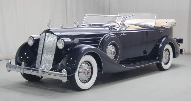 Packard Twelve (1936)