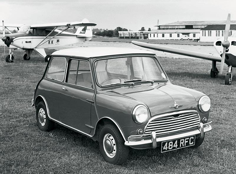 Austin Mini/ Morris Mini (1959)