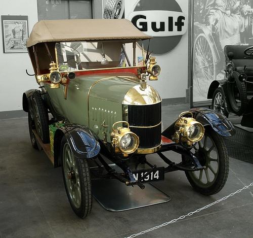 William Morris (1913)