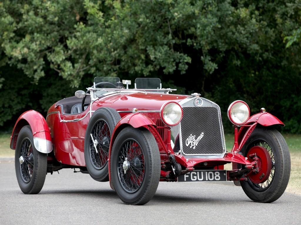 Alfa Romeo 6C1750 (1929)