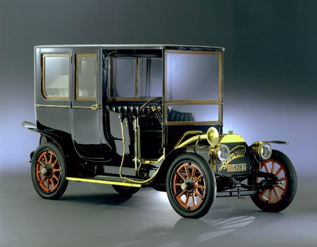 Lancia Alpha (1908)