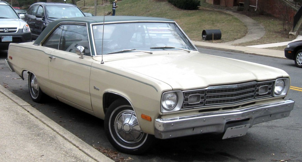 Plymouth Valiant (1968)