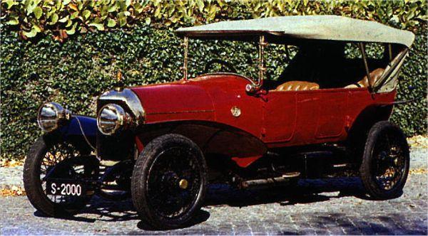 Abadal 18/24hp (1912)