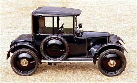 Rover 8 HP (1920)