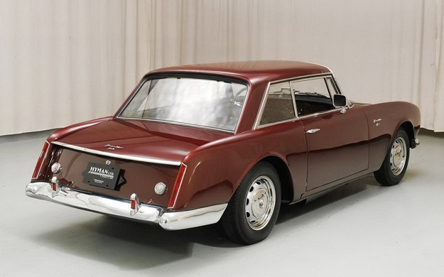 1962,Tuyo,Facel,Vega,Facellia,Coupe