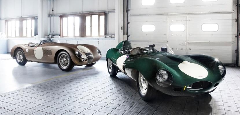 Jaguar Heritage; El taller para restaurar clásicos