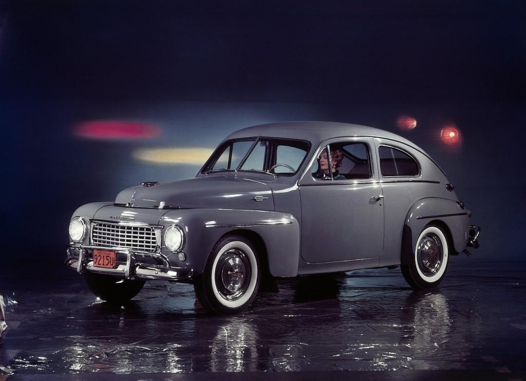 Se cumplen 70 años del nacimiento del Volvo PV444