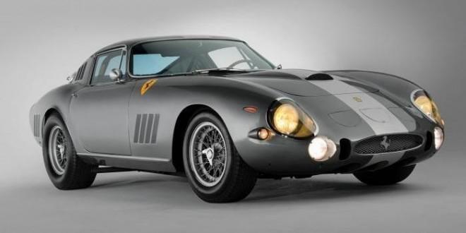 Ferrari 275 GTB/C Speciale subastado